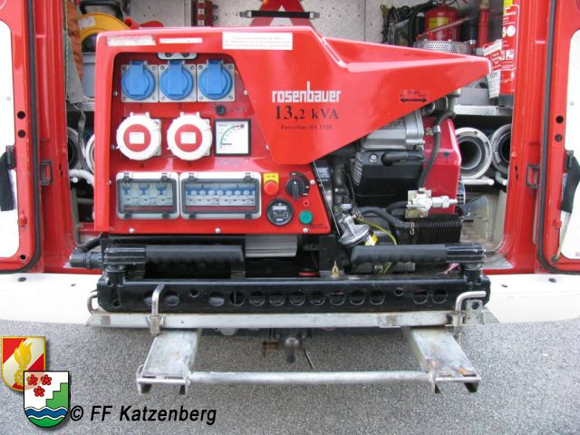 Stromgenerator 13,2 kvA