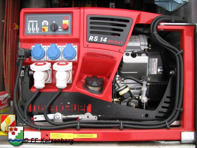 Stromgenerator RS 14