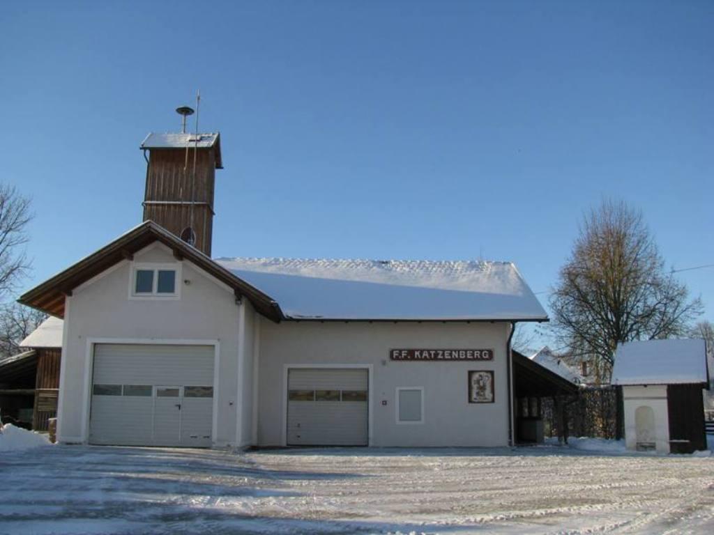 Feuerwehrhaus Katzenberg